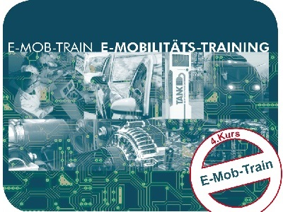 4. E-Mob. Train Kurs Logo